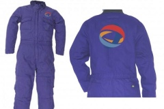 Coverall Printing